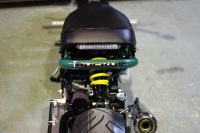 画像2: ZOOMANIA Long Engine Mount (center shock ver.) 【12inch 8J Wheel SET】