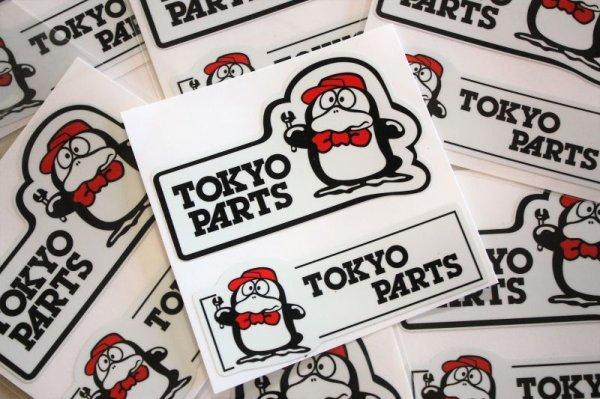 画像1: TOKYO PARTS Classic sticker (1)