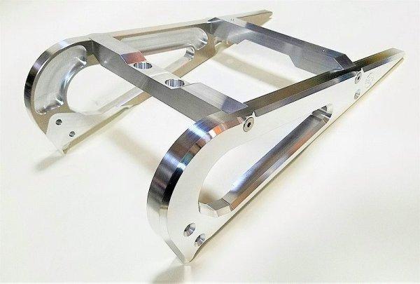 画像1: RAT DESIGN Aluminum Billet Seat frame【ZOOMER/RUCKUS】 (1)