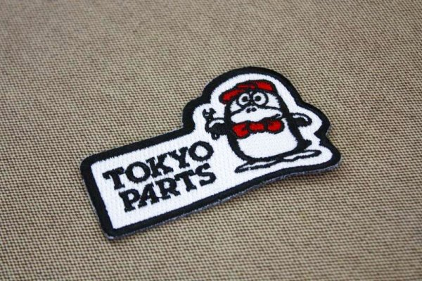 画像1: TOKYOPARTS original Penguin logo patch (1)