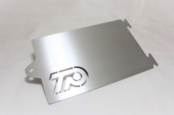 画像1: ZOOMANIA Stainless owner's manual coverK【 TP logo 】 (1)