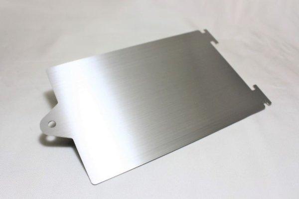 画像1: ZOOMANIA Stainless owner's manual cover【 plane 】 (1)