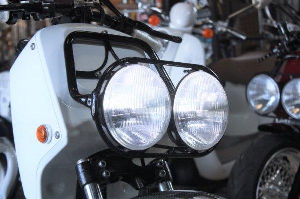 画像1: ZOOMANIA RUCKUS US Headlight SET LED ver. / ズーマニア ラッカス US ヘッドライトセット LEDバージョン (1)