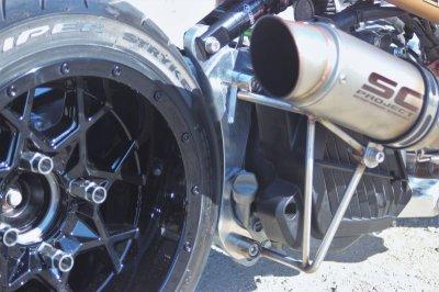 画像2: PCX Billet Engine Mount KIT (for 125cc & 150cc) / PCXエンジン ビレットマウントKIT (PCX125&150対応)