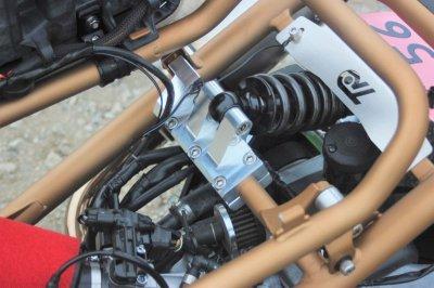 画像1: PCX Billet Engine Mount KIT (for 125cc & 150cc) / PCXエンジン ビレットマウントKIT (PCX125&150対応)