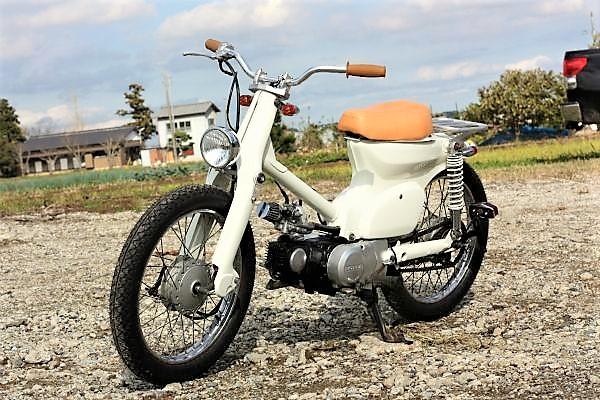 スーパー カブ 50cc スーパーカブ50(ホンダ)のバイクを探すなら【グーバイク】